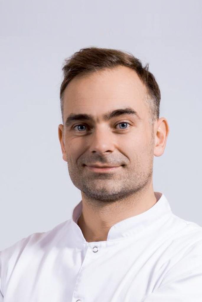 Dariusz Ciborowski MSc, PT