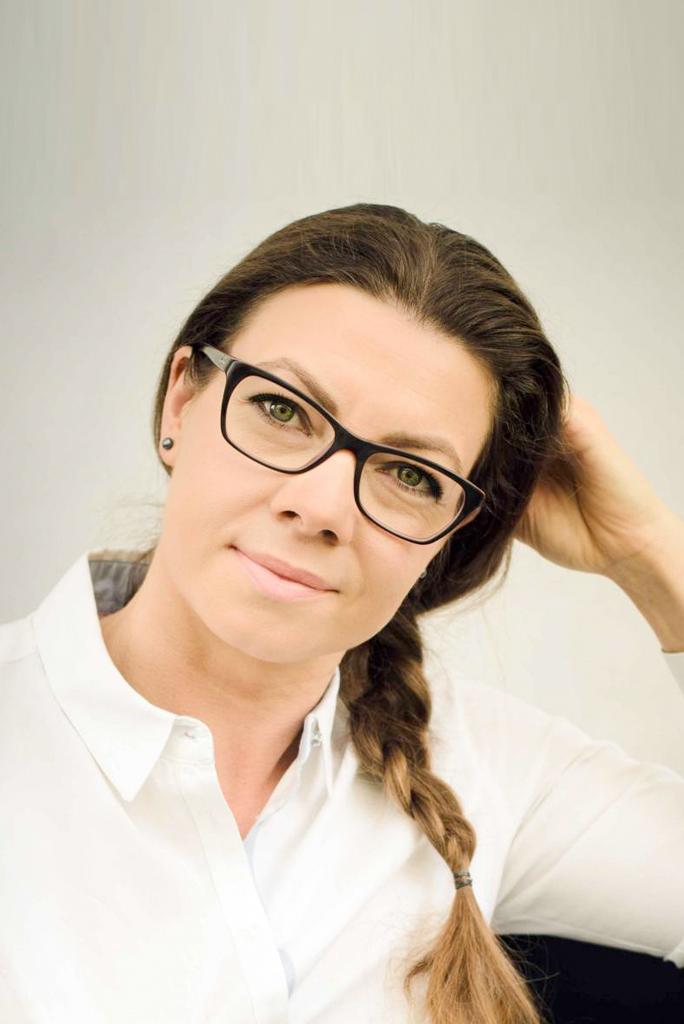 Joanna Tokarska PT