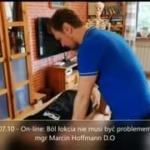 Obejrzyj 07.10 - On-line: Ból łokcia nie musi być problemem mgr Marcin Hoffmann D.O