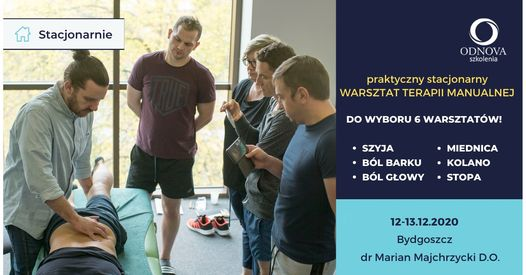 Short Master Cours z dr. Marianem Majchrzyckim! | Wydarzenie 2-dniowe