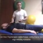 """Obejrzyj 3.12 kurs on-line: """"Fizjoterapia oddechowa- oddychanie bez tajemnic"""""""