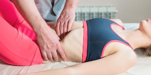 Terapia wisceralna w praktyce fizjoterapeuty